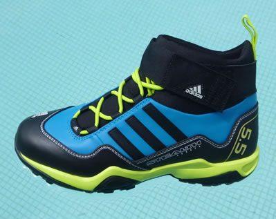 De bonnes chaussures de canyoning apportent plus de comfort et une meilleures adhérence pour en profiter à fond !
