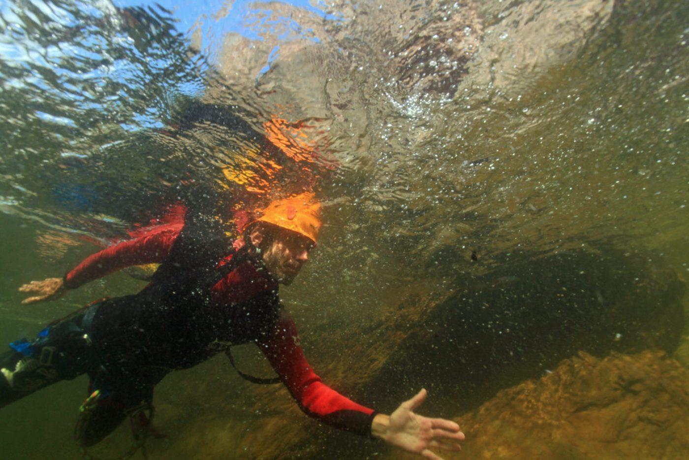 Randonnée aquatique Gravona