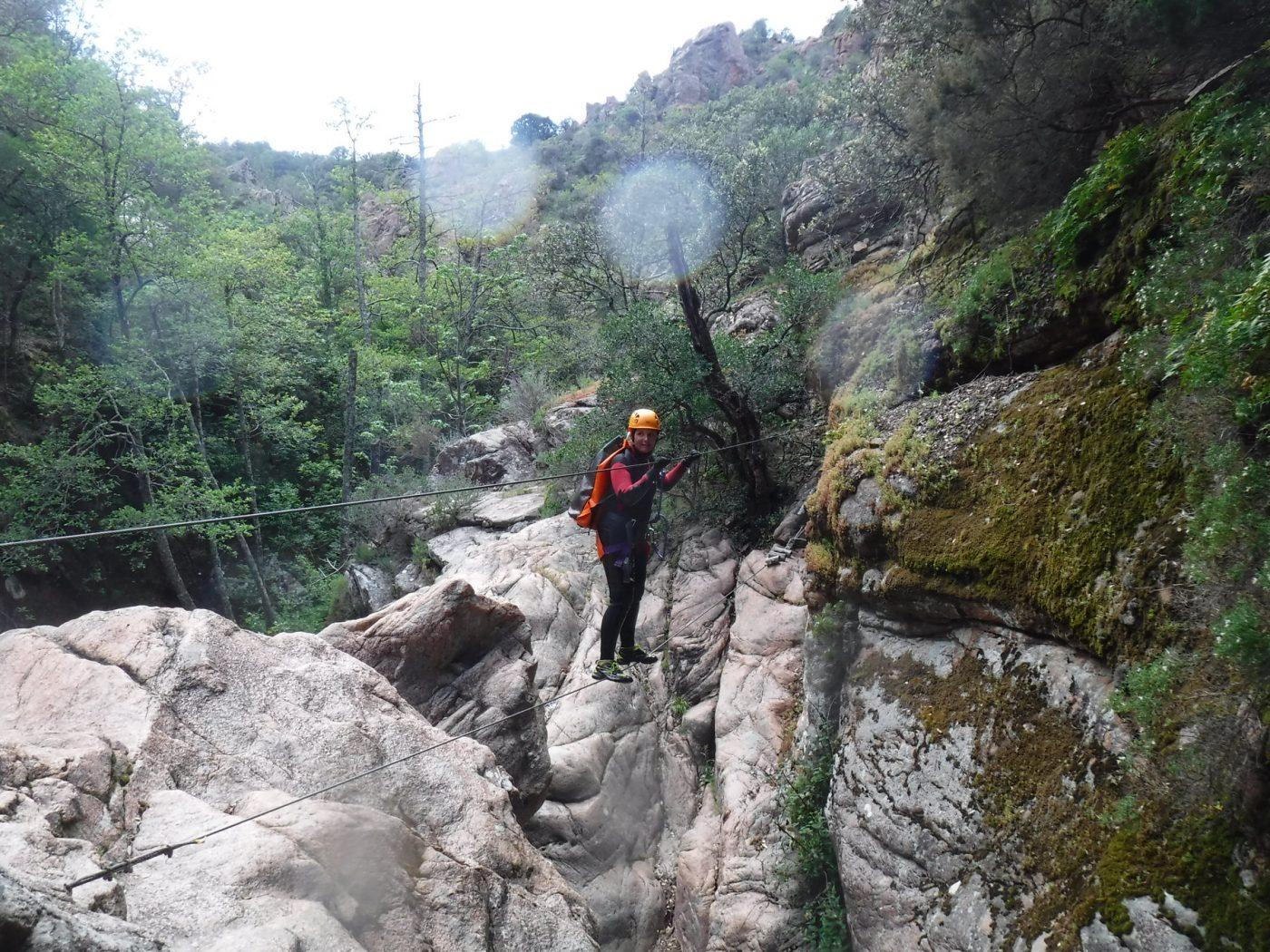 Canyoning Baracci